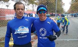 euatleta maratona ny emerson bisan (Foto: Luma Dantas)