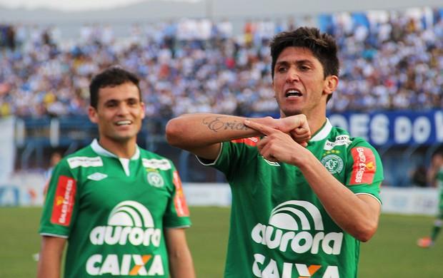 Fabinho Gaúcho Chapecoense Avaí (Foto: Aguante Comunicação/Chapecoense)