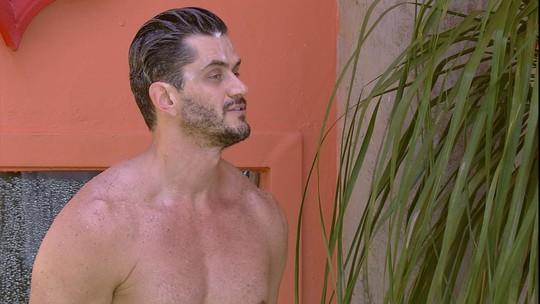 Marcos dá toque em Ilmar: 'Pra que chamar briga?