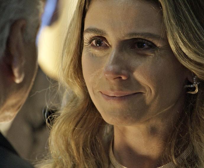 Após se negar a matar Romero, Atena entra para facção (Foto: TV Globo)