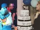 Lexa comemora 21 anos e mostra foto do seu bolo de aniversário