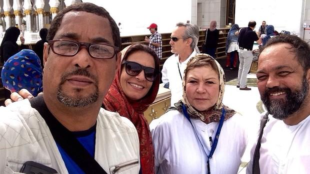 Globo Repórter: Abu Dhabi e as maravilhas da vida árabe  (divulgação)