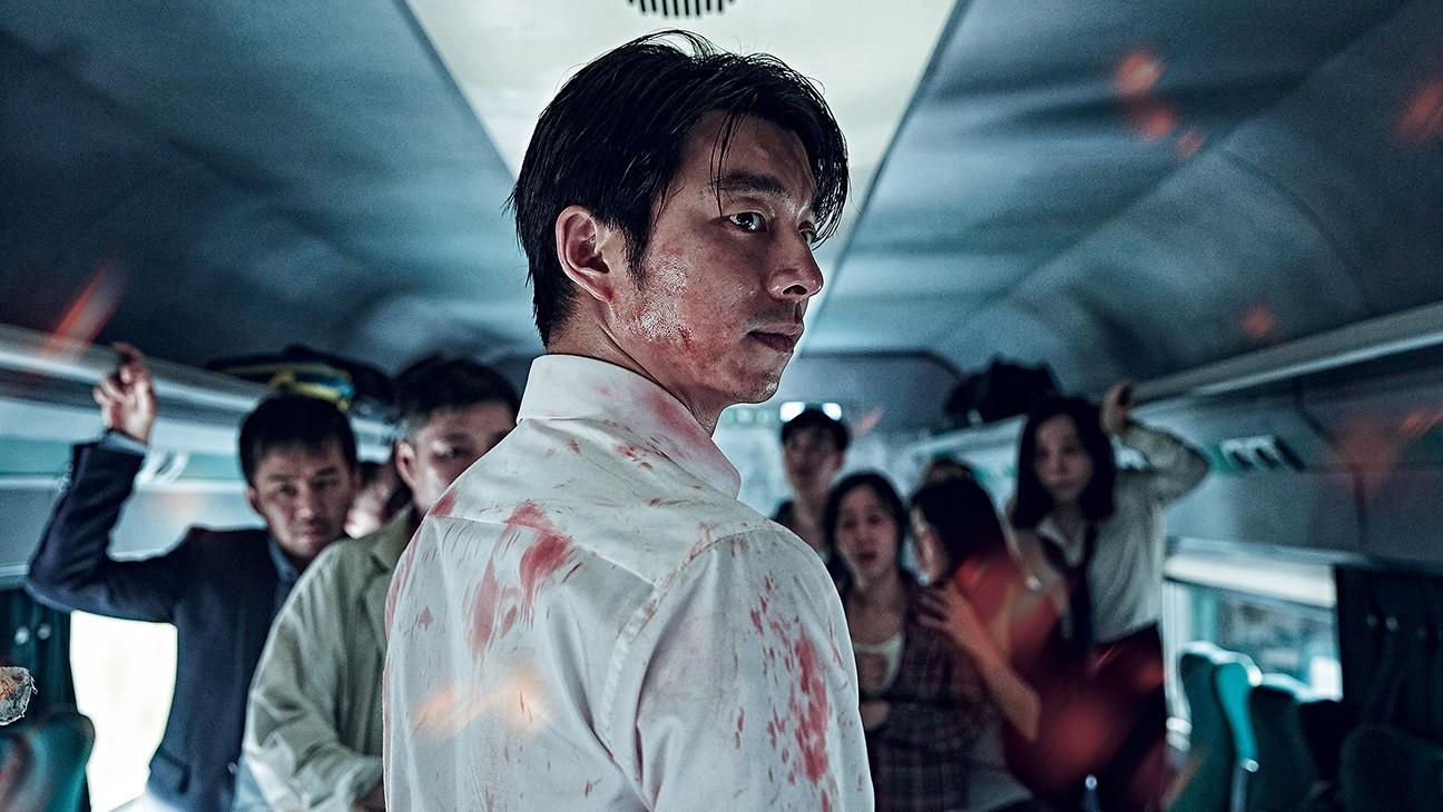 Zumbis e desespero chegam na Coreia do Sul em 'Train to Busan' (Foto: Divulgação )