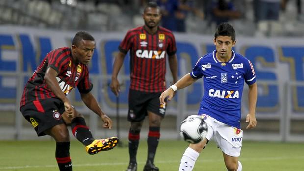 Resultado de imagem para Atlético-PR x Cruzeiro 2016