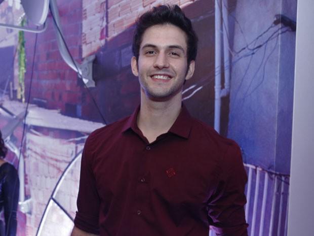 André Loddi faz o personagem Raul em I Love Paraisópolis (Foto: Raphael Dias/Gshow)