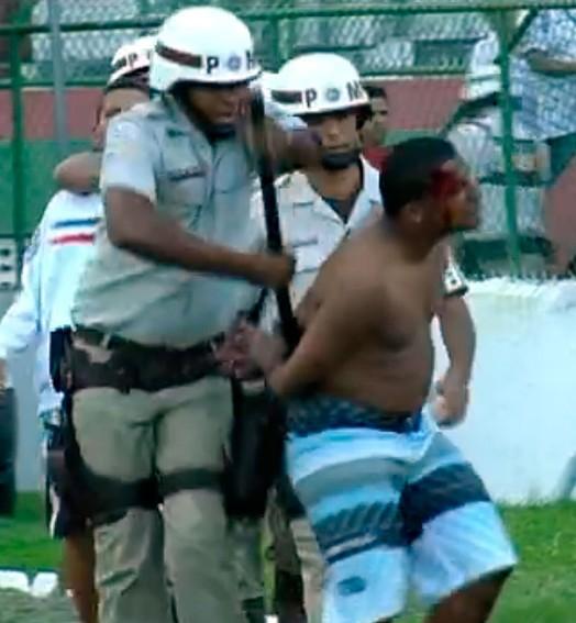 custou caro (Imagens/TV Bahia)