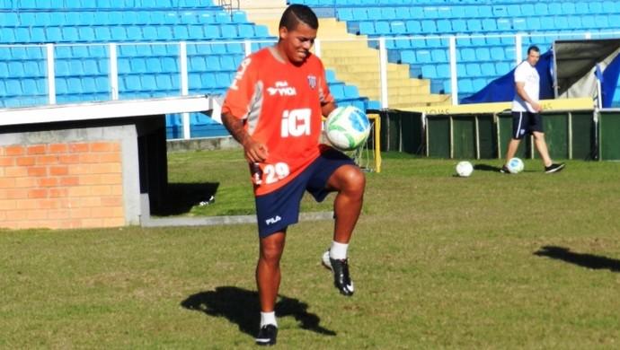 Thiago Carleto Avaí (Foto: Alceu Atherino/Avaí FC)