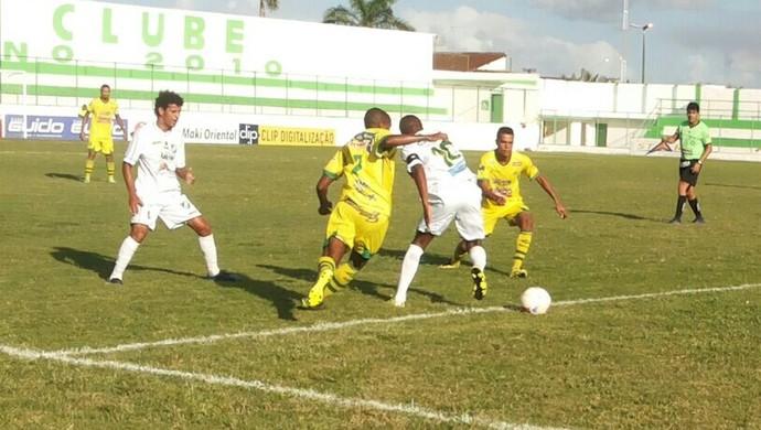 Murici x Ipanema, em Murici (Foto: Jaílson Colácio/Divulgação Murici)