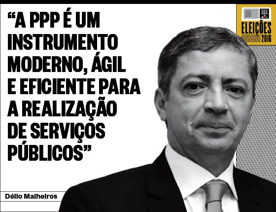 Délio Malheiros   (Foto: Erwin Oliveira /Framephoto/Framephoto/ Estadão Conteúdo)