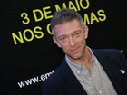 'No Rio, eu gosto de tomar chope com os amigos', diz Vincent Cassel