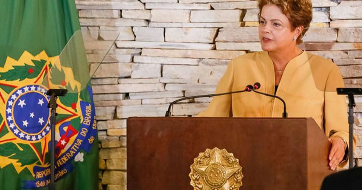 Dilma pede a ministros para reagir a 'boatos' e defender o governo - Globo.com