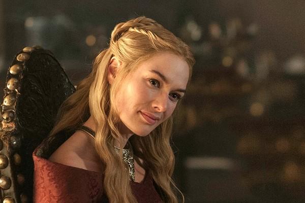 Lena Headey como Cersei Lannister em cena de Game of Thrones (Foto: Divulgação)
