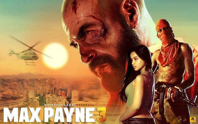 Max Payne 3 foi produzido pela Rockstar (Foto: Divulgação/Rockstar)