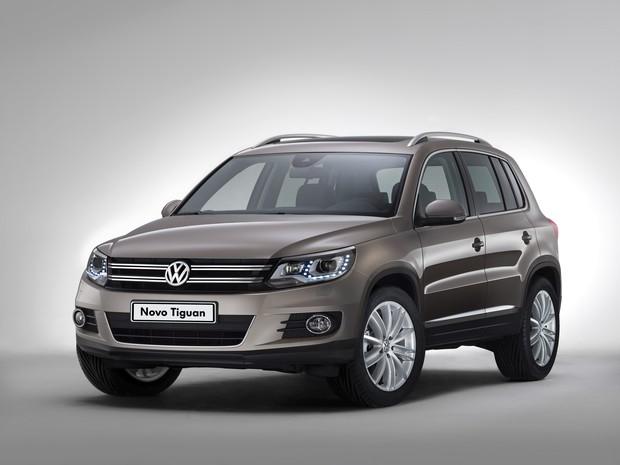 Volkswagen Tiguan 2012 (Foto: Divulgação)