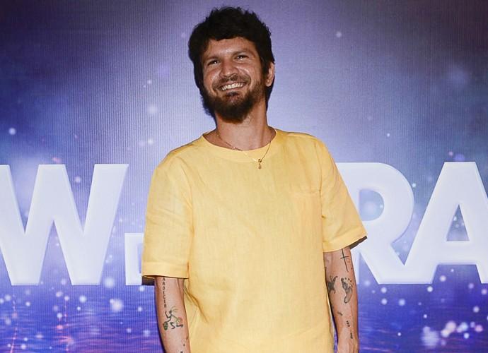 Saulo se inspirou no grupo Doces Bárbaros para o nome do CD (Foto: Bob Paulino/TV Globo)