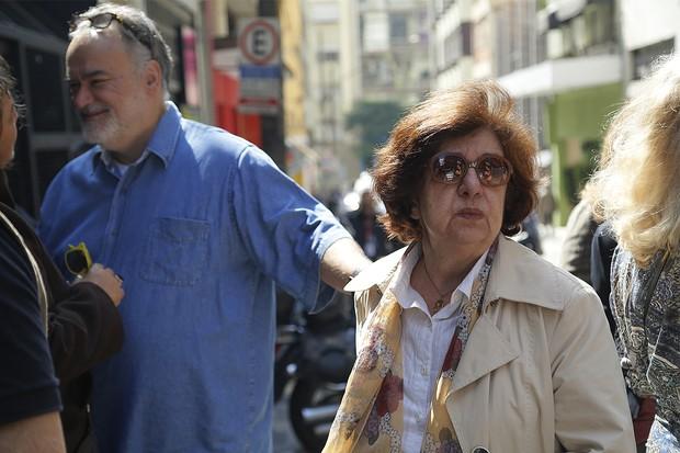 Valderez de Barros (Foto: Alessandra Gerzoschkowitz/ EGO)