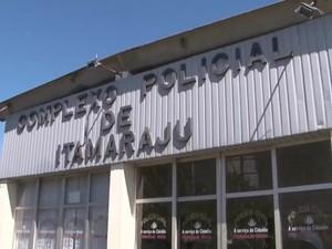 Mãe da vítima disse que não sabia dos abusos e nem que a filha estava grávida (Foto: Reprodução/TV Santa Cruz)