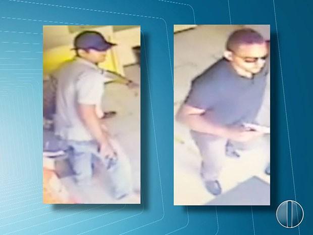 Polícia procura suspeitos do crime em Pedra Preta (Foto: Reprodução/Inter TV Cabugi)