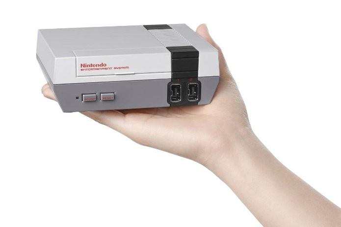 NES Classic virá com 30 jogos clássicos na memória (Foto: Divulgação/Nintendo)