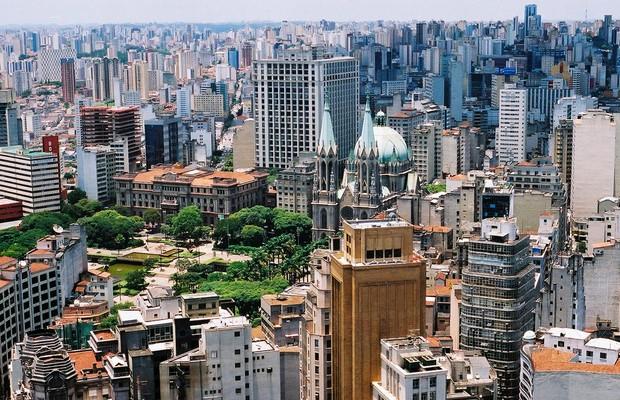 São Paulo (Foto: Marcos Santos  / USP Imagens)