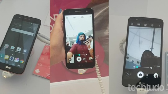 Galaxy J7 Prime ou LG K10 Pro: compare preço e especificações dos celulares