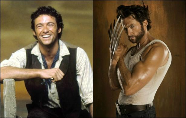 Nem só do Wolverine vive Hugh Jackman. O astro dos 'X-Men' protagonizou a versão de 1999 para a TV do musical 'Oklahoma!', quando tinha 30 anos de idade. Hoje tem 46. (Foto: Divulgação)