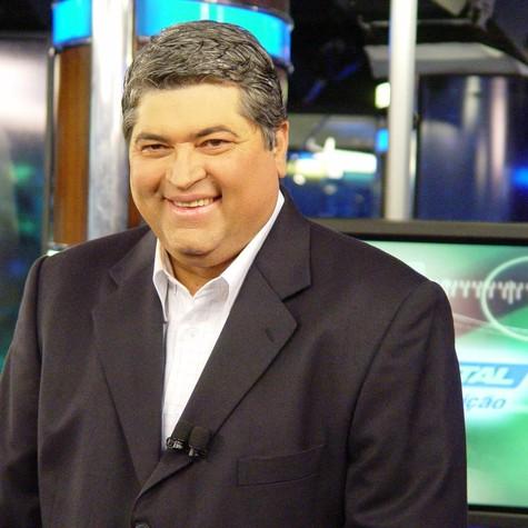 José Luiz Datena começa  agravar em agosto (Foto: Divulgação)