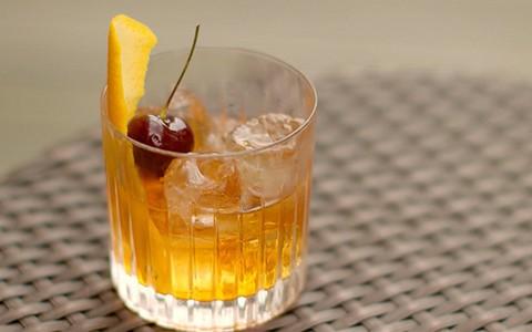 Drinque 'Old Fashioned'
