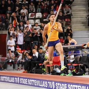 atletismo salto com vara thiago braz rouen (Foto: Divulgação)