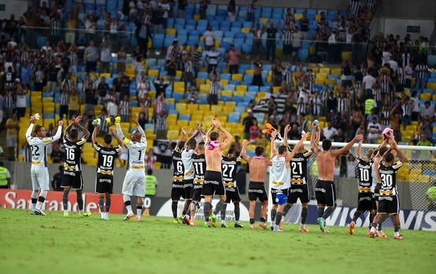 Botafogo x Independiente del Valle (Foto: André Durão / Globoesporte.com)