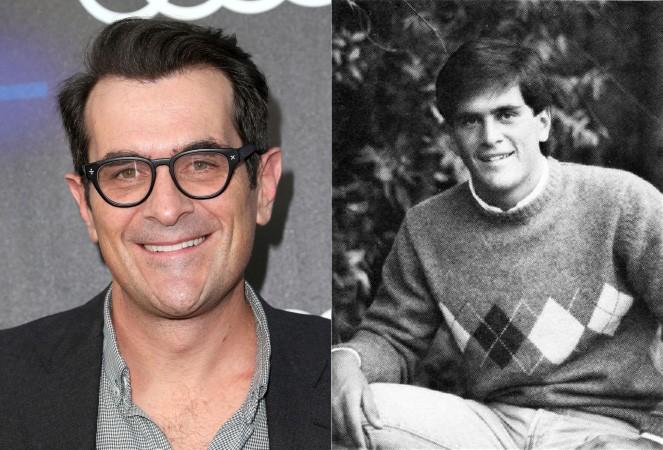 Aparentando um ar nerd na foto de 1985, Burrell é nominado como Melhor Ator Coadjuvante em Série de Comédia por 'Modern Family'. (Foto: Getty Images/Arquivo pessoal)