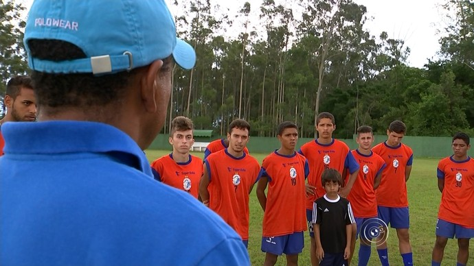 Tiba Araguaína Copa São Paulo (Foto: Reprodução / TV TEM)