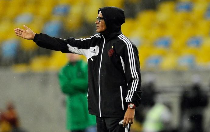 Jayme de Almeida Flamengo x Goiás (Foto: Fabio Castro / Ag. Estado)