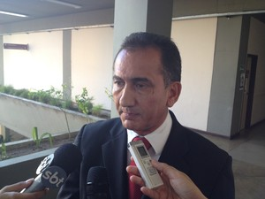 Ex-governador do Amapá, Waldez Góes (Foto: John Pacheco/G1)