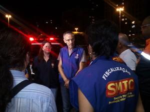 Força-tarefa da Smic fará fiscalização de casas noturnas de Porto Alegre (Foto: Leonardo Ferreira/RBS TV)