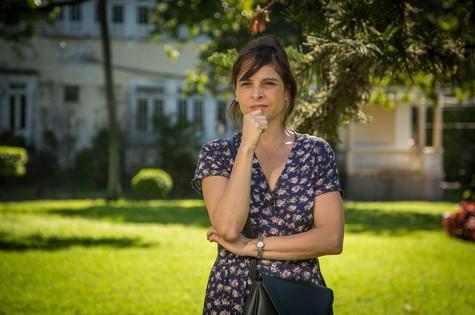 Drica Moraes como a vilã Cora de 'Império' (Foto: TV Globo/ Paulo Belote)