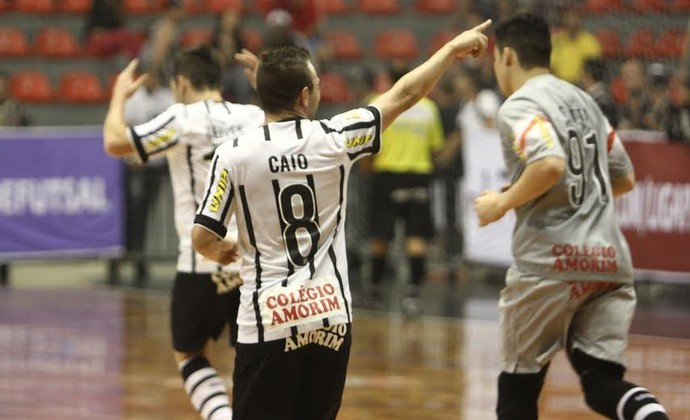Corinthians São Paulo Liga Paulista de Futsal (Foto: Divulgação/Corinthians)