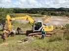 IMA flagra crime ambiental às margens do Rio Camaragibe, em AL