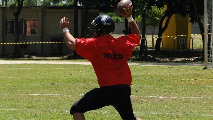 rinaldo mitref futebol americano (Foto: Divulgação)