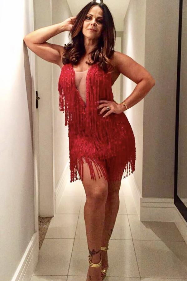 Viviane Araújo (Foto: Reprodução Instagram)