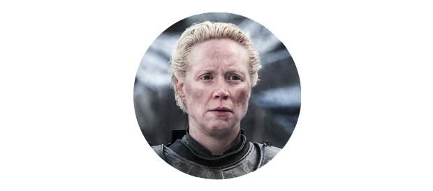 Brienne de Tarth (Foto: Divulgação)