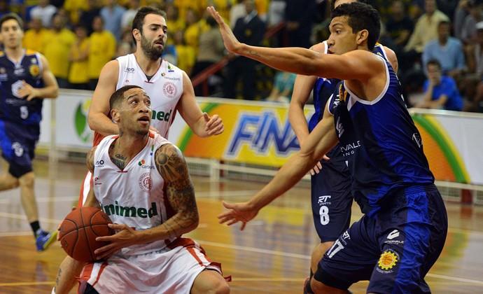 Paulistano x São José jogo 1 (Foto: Luiz Pires/FotoJump/Divulgação)