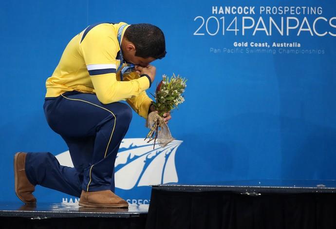 Felipe França Pan-Pacífico (Foto: Satiro Sodré/CBDA)
