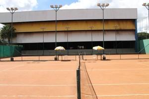 complexo tenis de campo praia (Foto: Divulgação/Praia Clube)