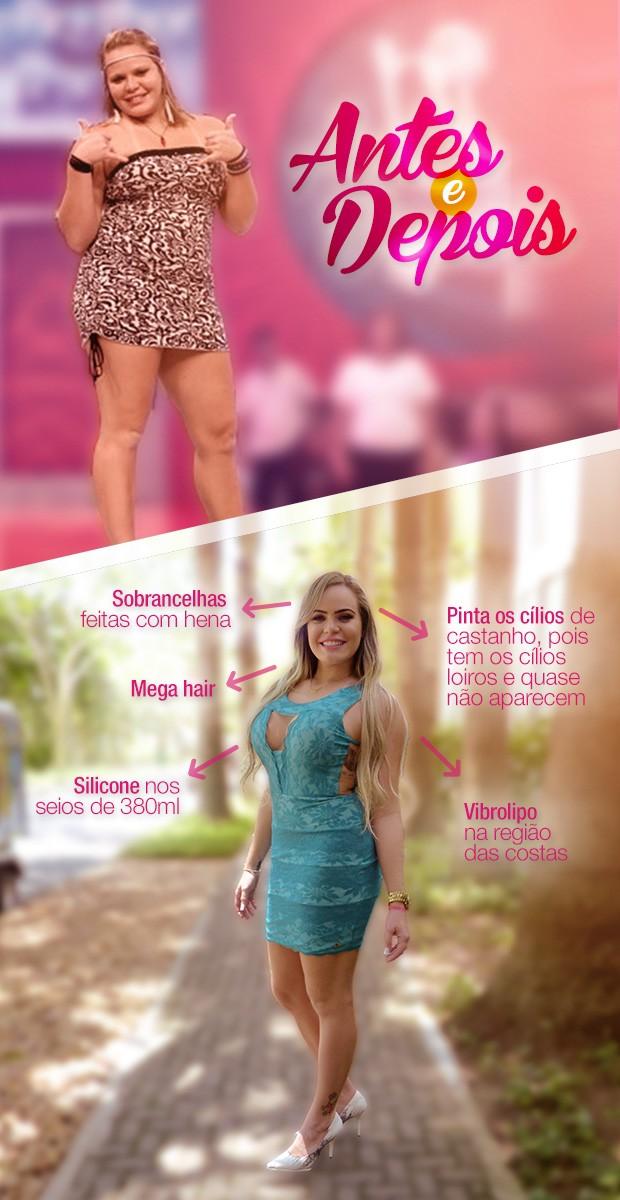 Paulinha Leite (Foto: gshow;)