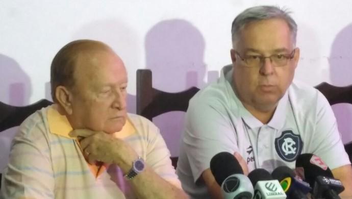 Josué Teixeira (Foto: Kaio Rodrigues/GloboEsporte.com)