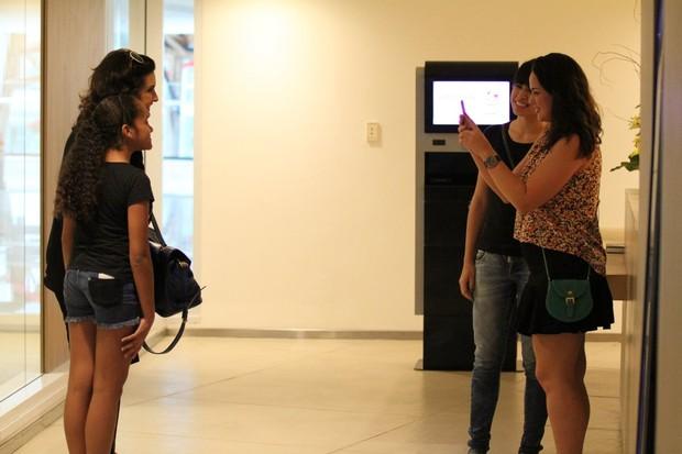 Fátima Bernardes (Foto: Johnson Parraguez - photorionews)