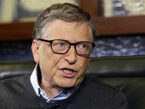 Bill Gates, em foto de maio de 2014 (Foto: Nati Harnik/AP)