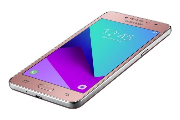 Galaxy J2 Prime possui TV Digital e tela de cinco polegadas (Foto: Divulgação/Samsung)