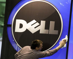 A Dell registrou um recuo no lucro no segundo trimestre de 2012 (Foto: Thomas Peter/Reuters)